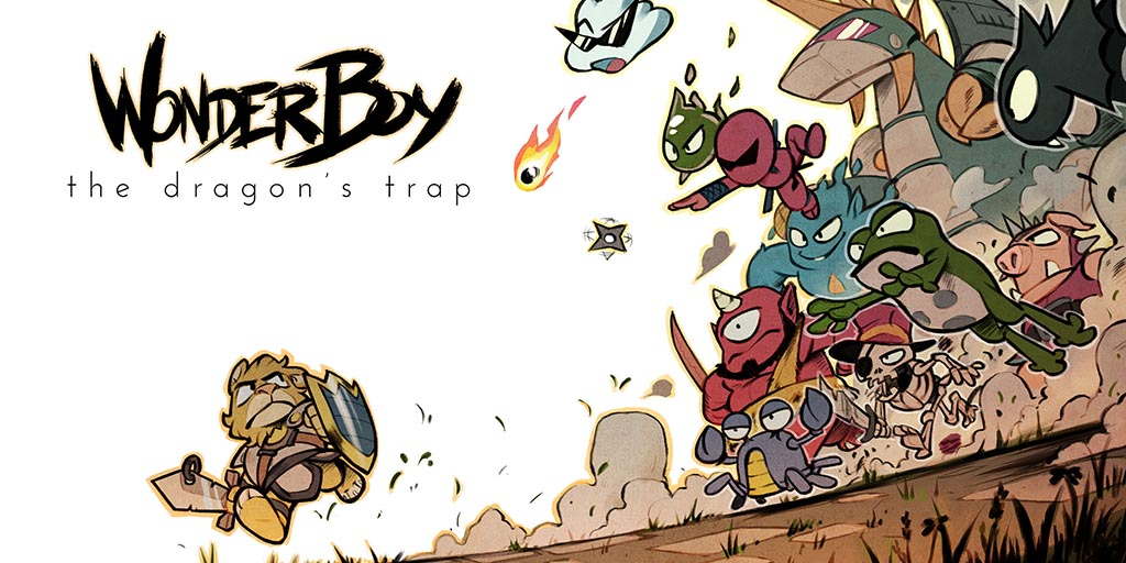 Wonderboy The Dragon's Trap - Review
