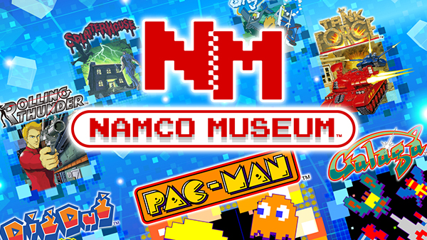 NAMCO Museum - Review