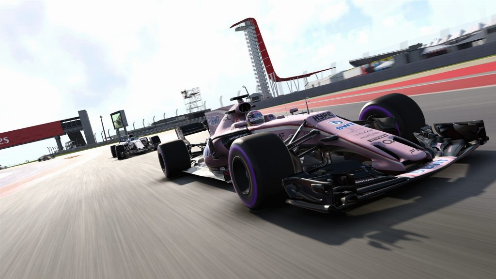 F1 2017 1.9 adds new Season Update