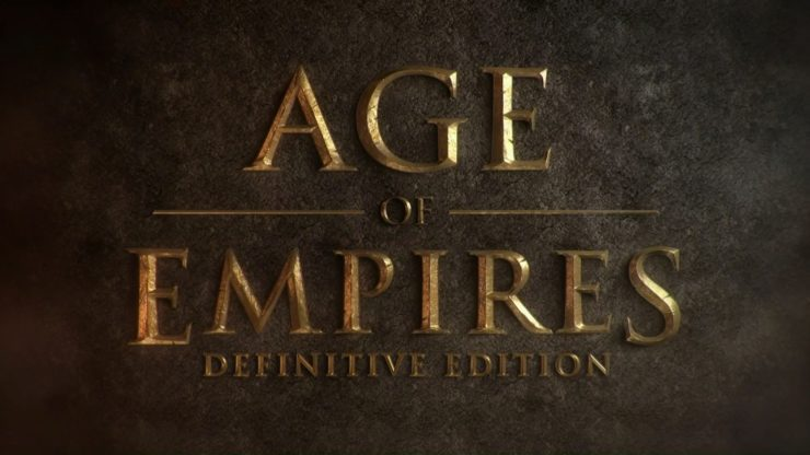 Age of Empires Definitive Edition Review in Progress