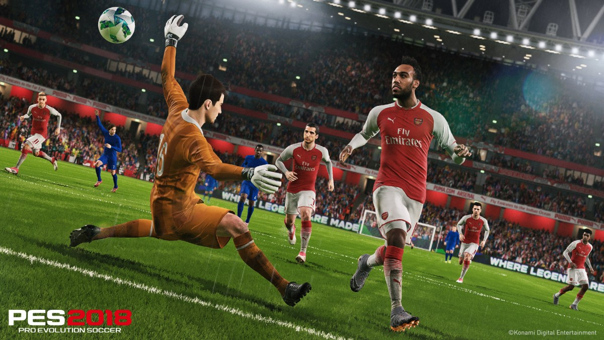 PES 2018 Data Pack 3 adds new kits, faces, boots and balls