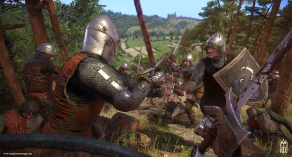 Kingdom Come Deliverance 1.03 patch hits at over 16GB