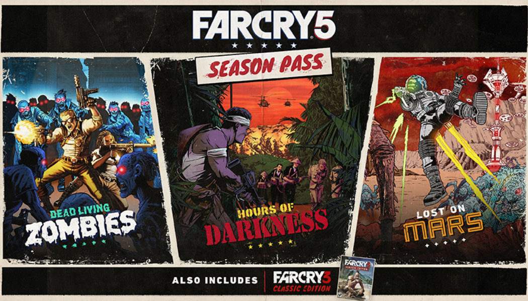 Far Cry 5 Season Pass Review Expansive