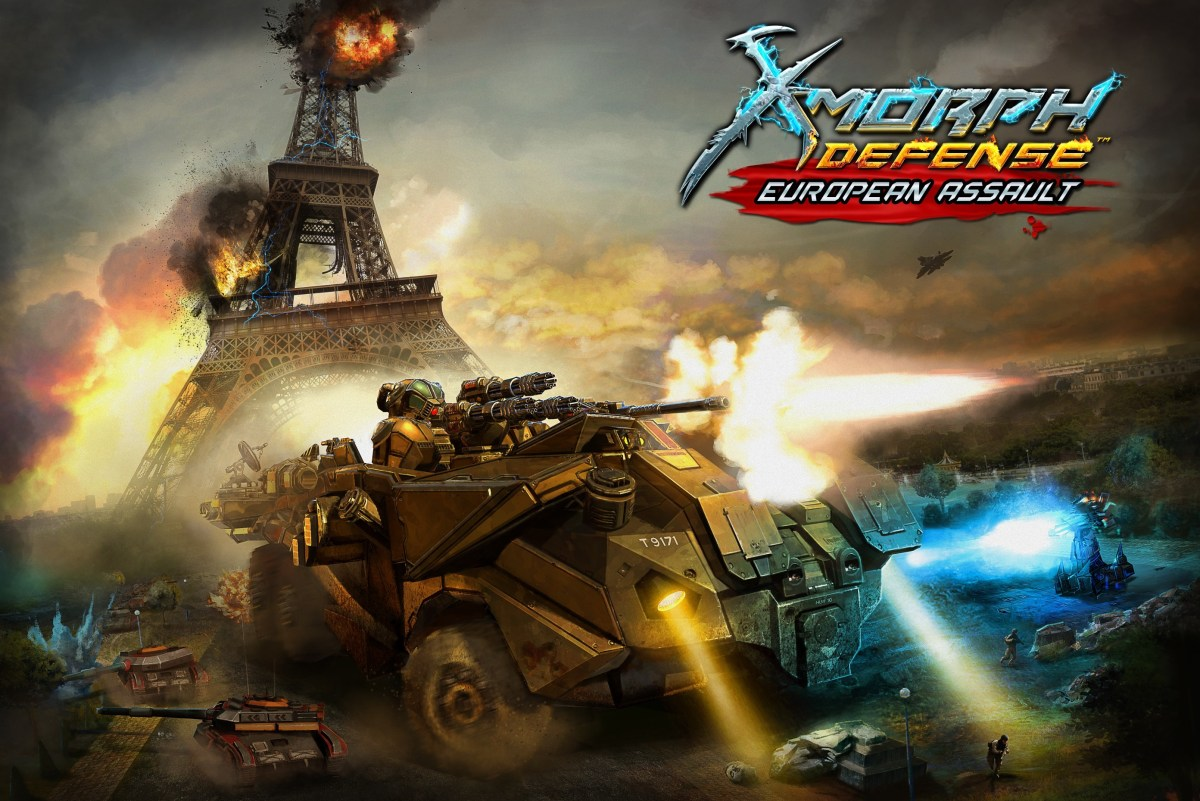 X-Morph Defense: European Assault DLC - Review