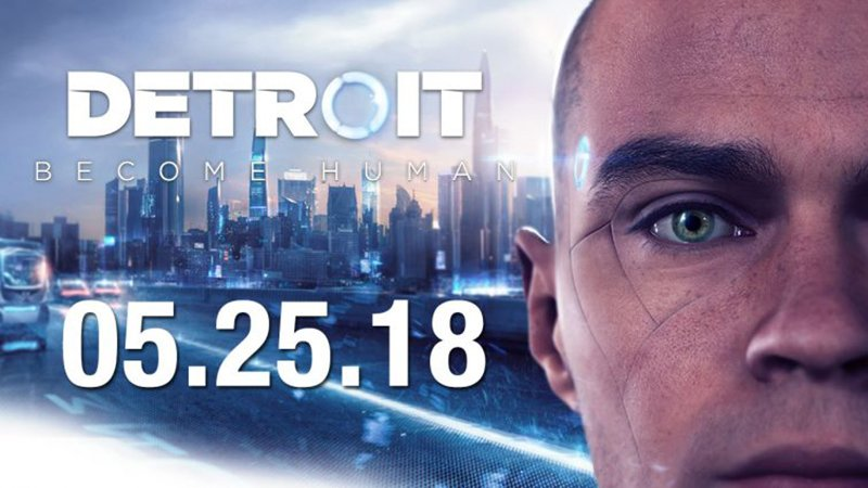 Detroit Become Human Digital Deluxe includes Heavy Rain and other goodies