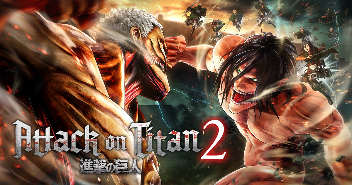 Attack on Titan 2 DLC roadmap and Early Release Content Outlined