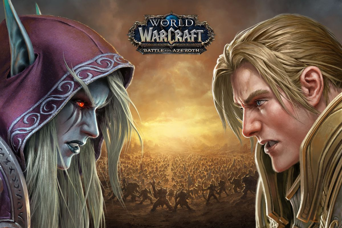 World of Warcraft v8.0 Battle for Azeroth Pre-Expansion Patch hits July 17