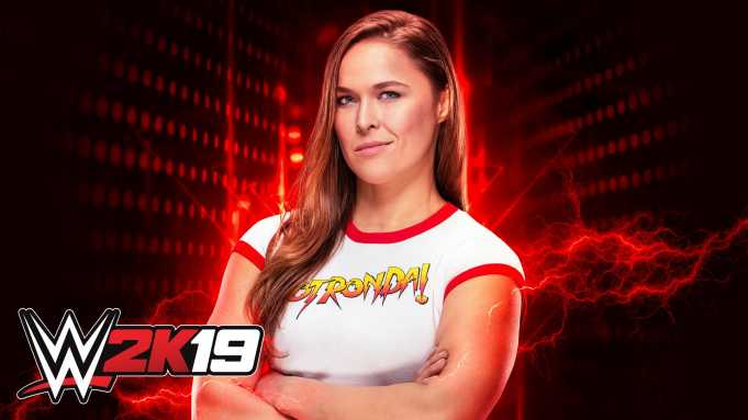 Ronda Rousey will be WWE 2K19 Pre-Order DLC
