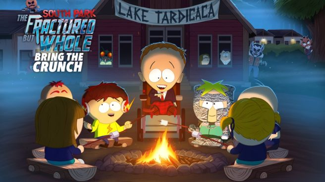 South Park: The Fractured But Whole Bring the Crunch DLC arrives July 31