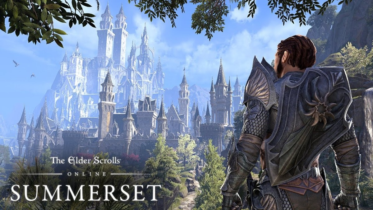 The Elder Scrolls Online will have one big chapter every year