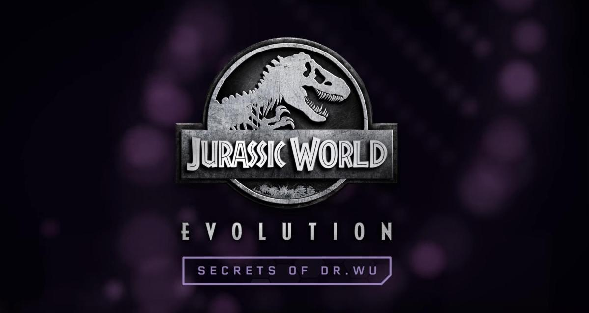 Jurassic World Evolution DLC uncovers the Secrets of Dr. Wu on November 20