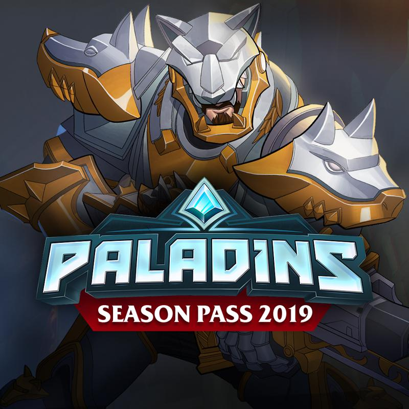 Paladins Season Pass 2019 adds year-long DLC for Champions