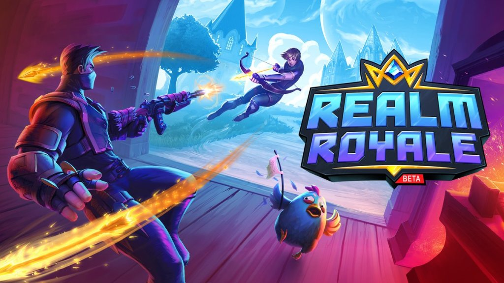 Realm Royale Battle Pass 2 DLC Free for PS+ Subscribers