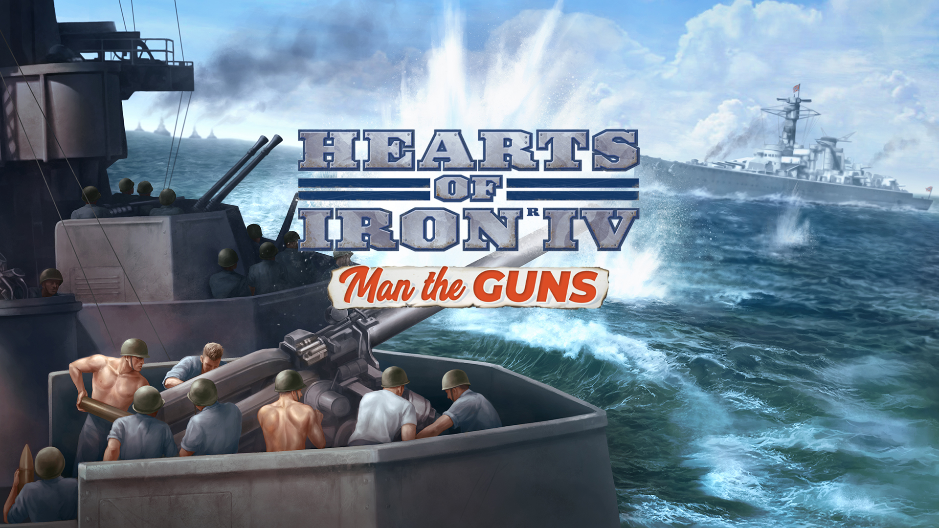 Hearts Of Iron Iv Man The Guns Dlc Unloads February 28 Expansive