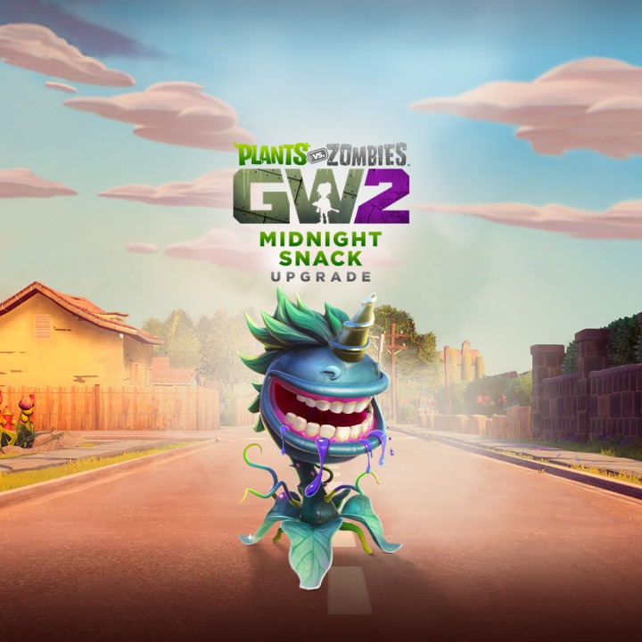 Plants vs Zombies Garden Warfare 2 Midnight Snack Upgrade DLC lets you buy Twilight Chomper outright