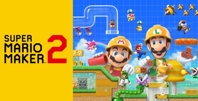 Super Mario Maker 2 - Best New Levels of the Week 05/08 - Expansive