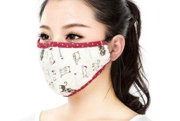 Masks anti virus