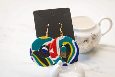 Handmade Polymer Clay Jewelry by Fleurichclay