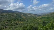 Pelekaniotis Gorge. We travel through a portion of it on route to the beach.