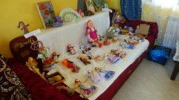 A little hobby: making dolls