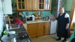 Olga's pride: a dishwasher