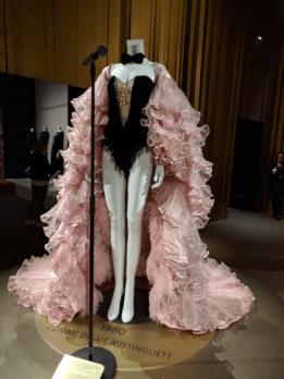 dalida ruffly dress