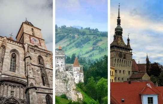places to visit in Transylvania