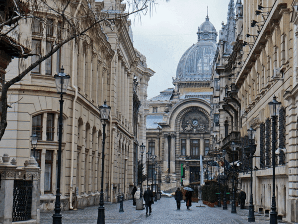 first time in Bucharest_3 places you should see