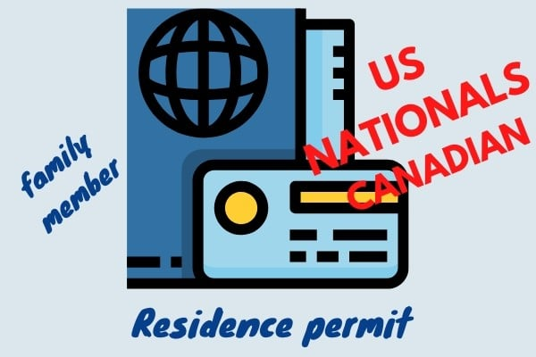 Family member residency permit for Romania_applying as US citizen
