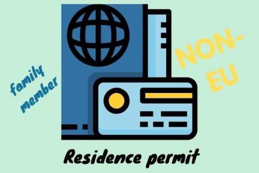 Romanian residence permit application for non-EU