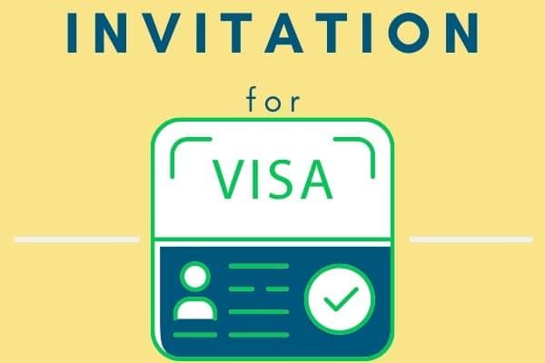Procedura invitației pentru viza română