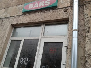 The most depressing bar on earth.