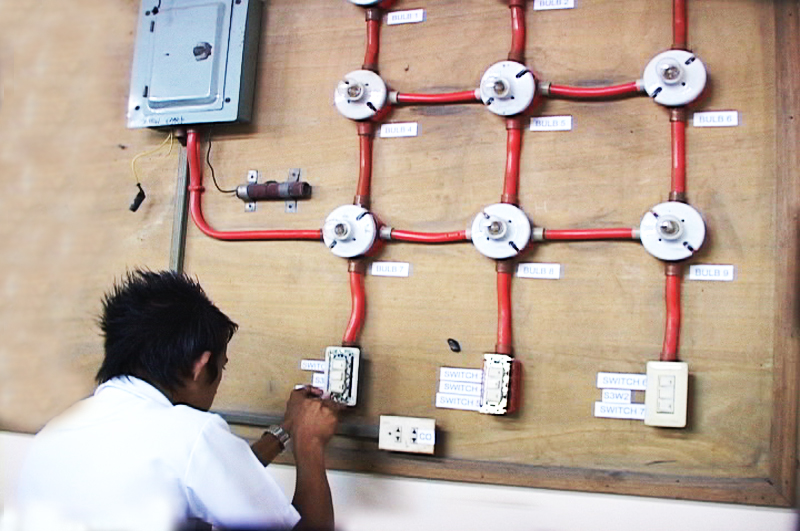 House Wiring Diagram Philippines