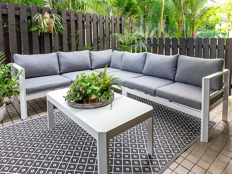 outdoor furniture in singapore