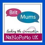 NaBloPoMo BritMums