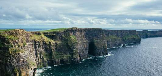 Is Ireland the ideal offshore country