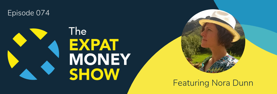 Nora Dunn interviewed by Mikkel Thorup on The Expat Money Show