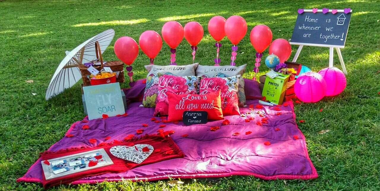 Saturday afternoon: picnic & Pokemon