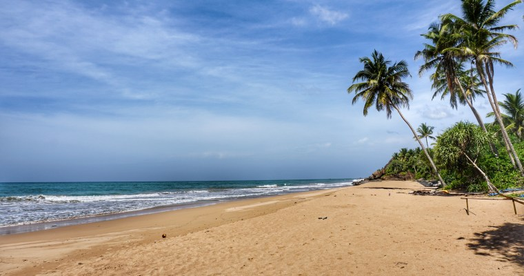 Sri Lanka: Tales of gorgeous beaches and reverse racism
