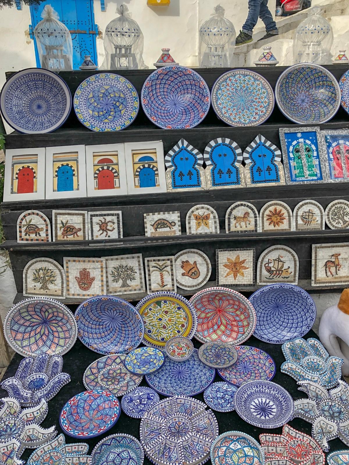 tunisian market