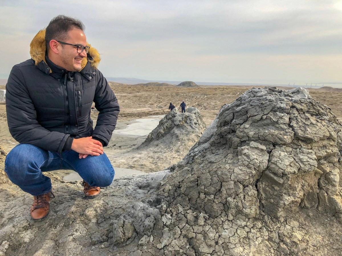 volcanoes azerbaijan