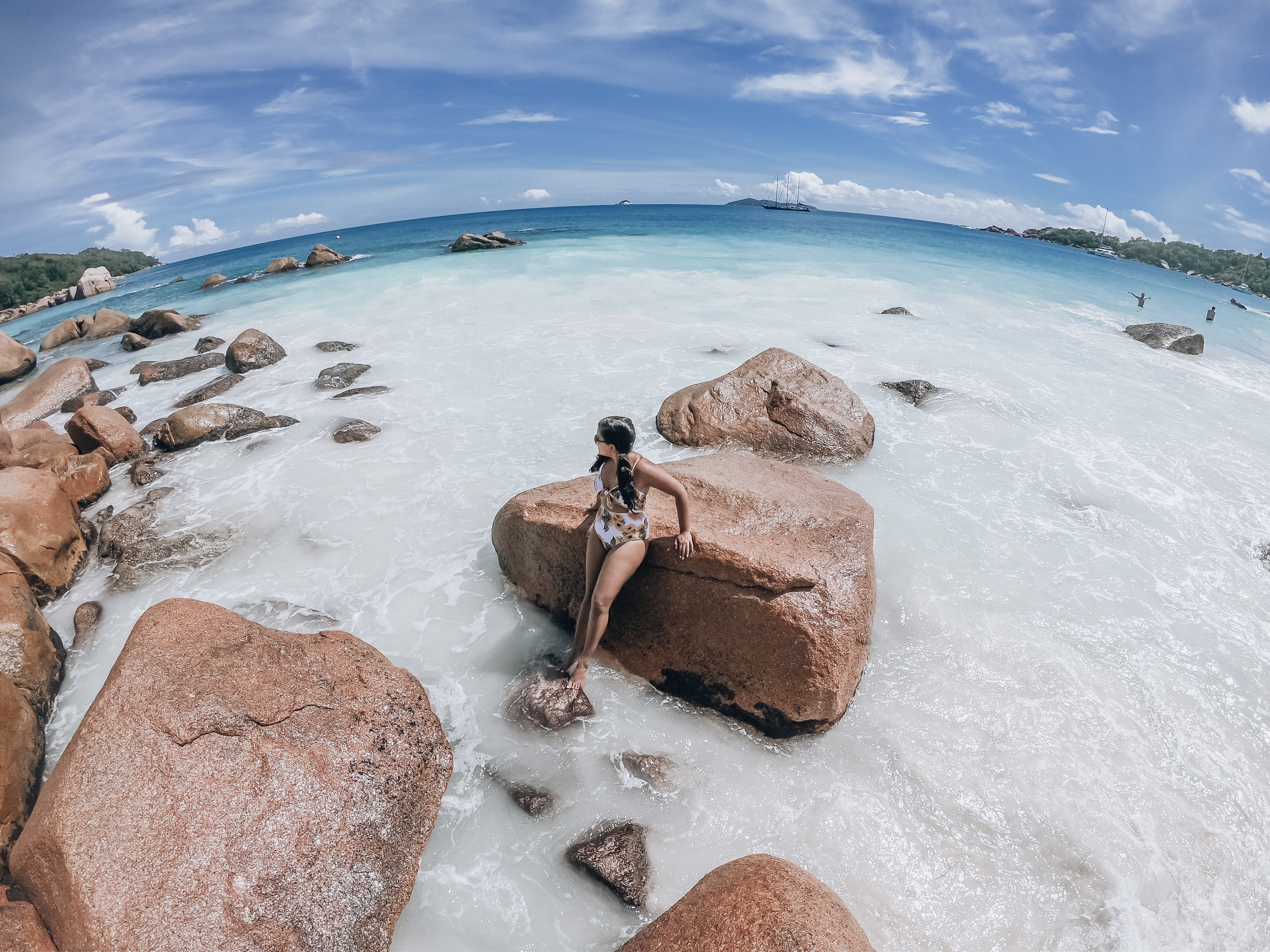 The Seychelles Saga: Visiting Praslin & La Digue
