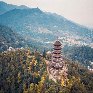 Qingcheng Mountain and Dujiangyan Irrigation System Day Trip from Chengdu
