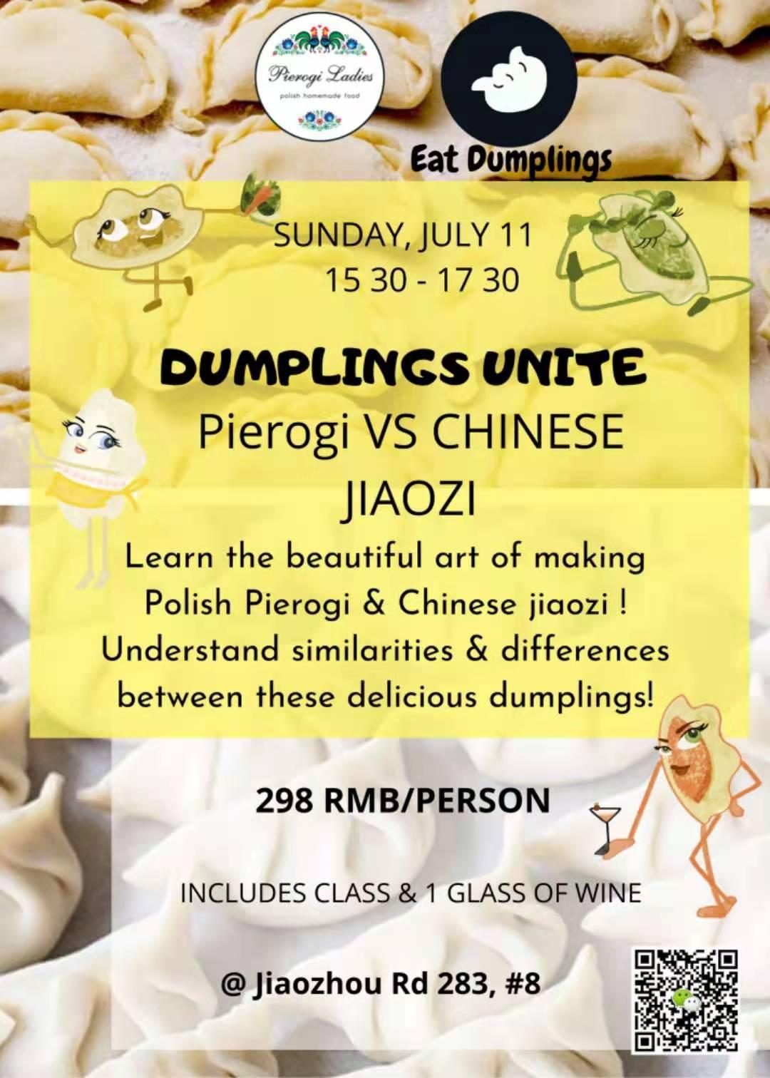 Dumpling unit