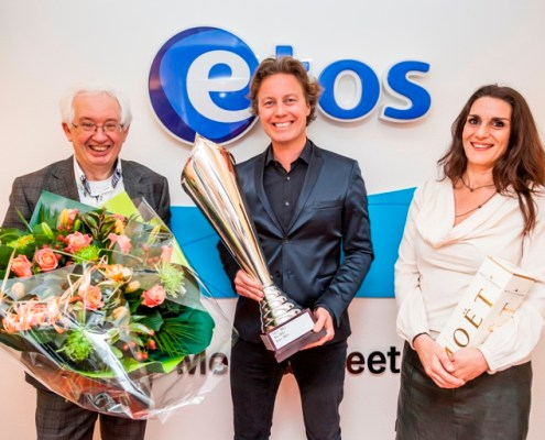 ETOS proclaimed best drugstore of the Netherlands by consumers (Photo: Careality.nl)