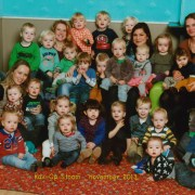 Five forms of child care in the Netherlands - Day care