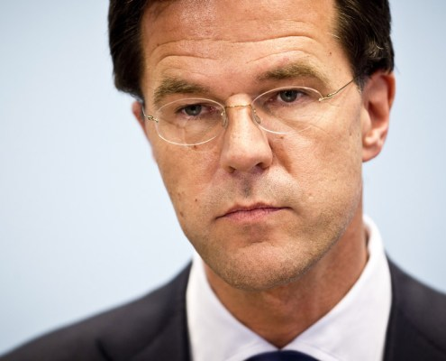 Dag van nationale rouw (Photo: Politico Magazine)