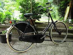 5 reasons to choose for an Omafiets (Granny bike)