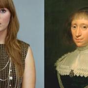 Rineke Dijkstra | 17th Century Portraits (Photo: Frans Hals Museum)