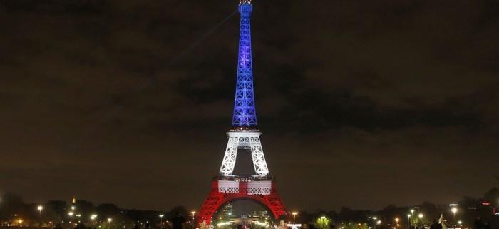 Eiffel Tower PhotoFrank Augustein_Associated Press